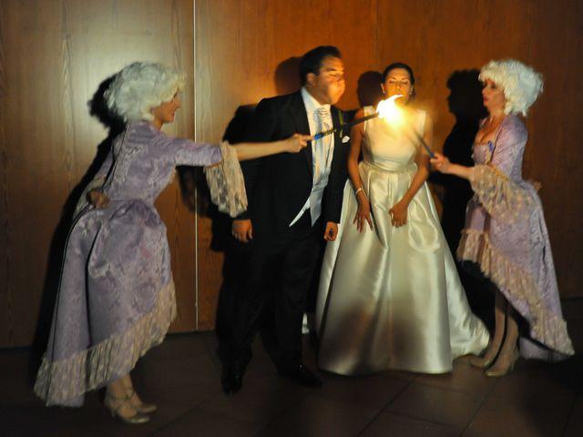 La boda de Ignacio  y Cristina en Sabadell, Barcelona 28