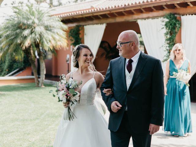 La boda de Samuel  y Laura  en Las Palmas De Gran Canaria, Las Palmas 25