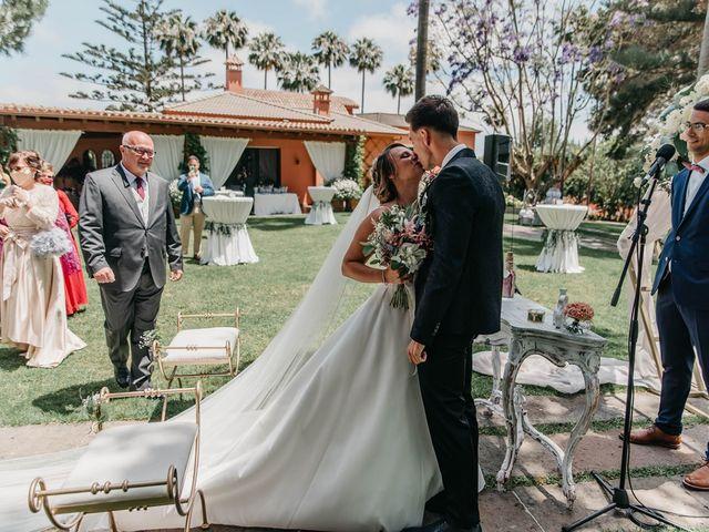 La boda de Samuel  y Laura  en Las Palmas De Gran Canaria, Las Palmas 26