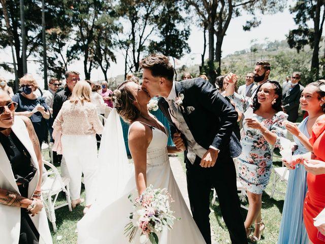 La boda de Samuel  y Laura  en Las Palmas De Gran Canaria, Las Palmas 33