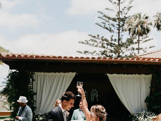La boda de Samuel  y Laura  en Las Palmas De Gran Canaria, Las Palmas 39