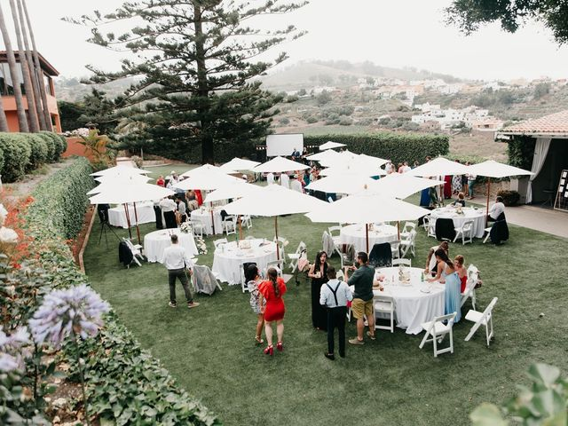 La boda de Samuel  y Laura  en Las Palmas De Gran Canaria, Las Palmas 50