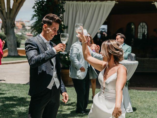 La boda de Samuel  y Laura  en Las Palmas De Gran Canaria, Las Palmas 56