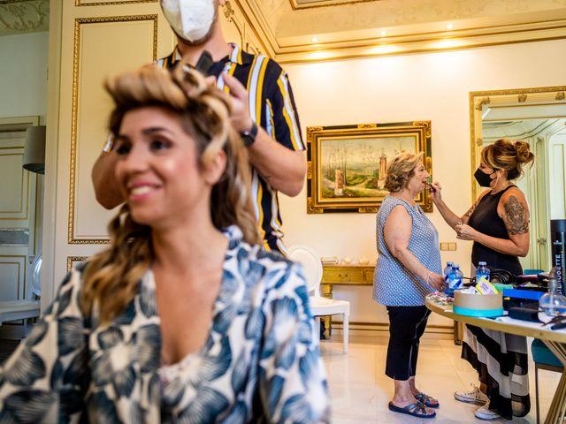 La boda de Alberto y Rocío en Aranjuez, Madrid 6