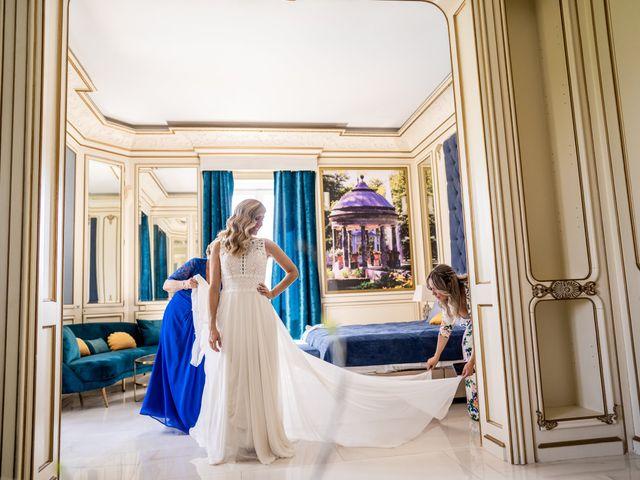 La boda de Alberto y Rocío en Aranjuez, Madrid 16