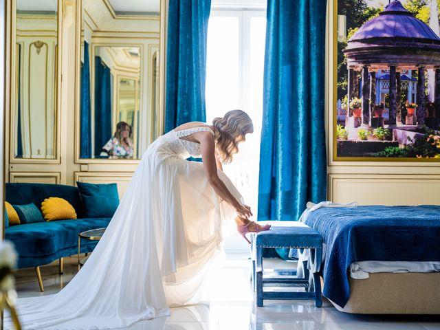 La boda de Alberto y Rocío en Aranjuez, Madrid 19