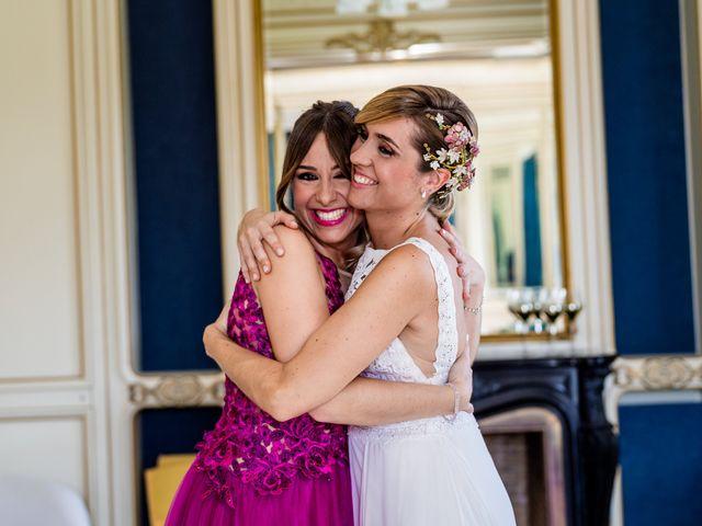 La boda de Alberto y Rocío en Aranjuez, Madrid 20