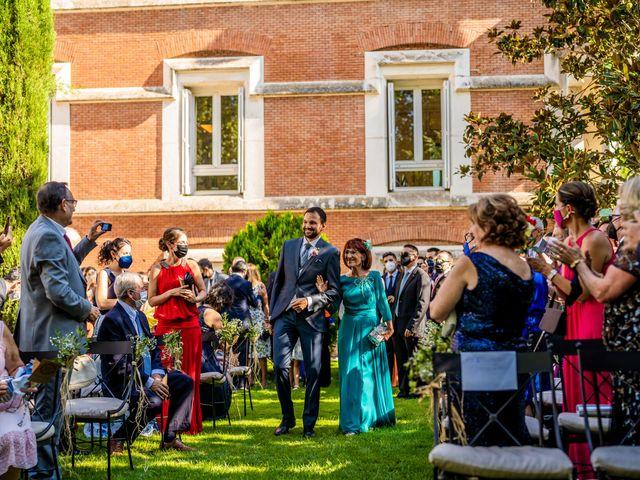 La boda de Alberto y Rocío en Aranjuez, Madrid 22