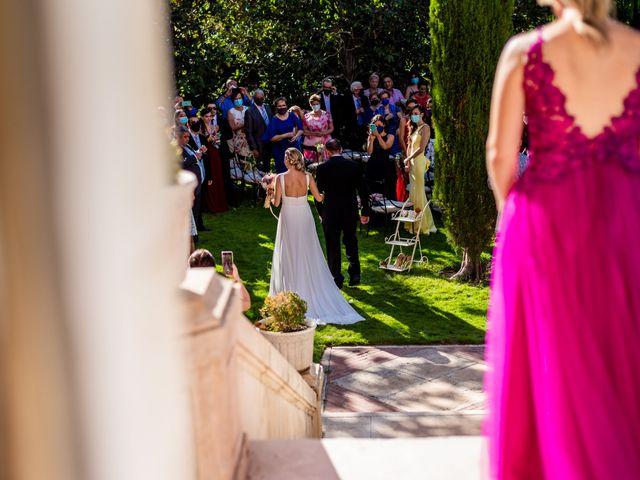 La boda de Alberto y Rocío en Aranjuez, Madrid 24