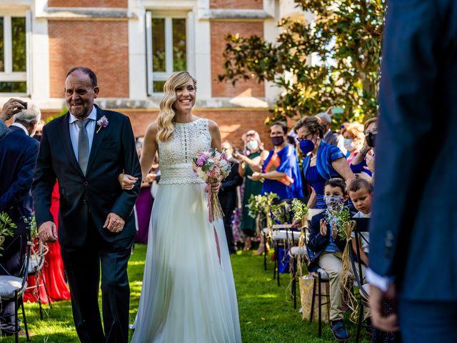 La boda de Alberto y Rocío en Aranjuez, Madrid 25