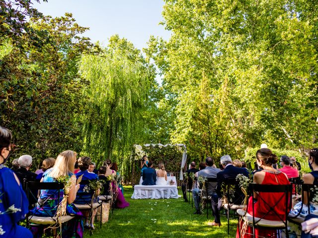 La boda de Alberto y Rocío en Aranjuez, Madrid 27