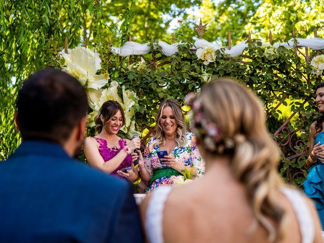 La boda de Alberto y Rocío en Aranjuez, Madrid 28