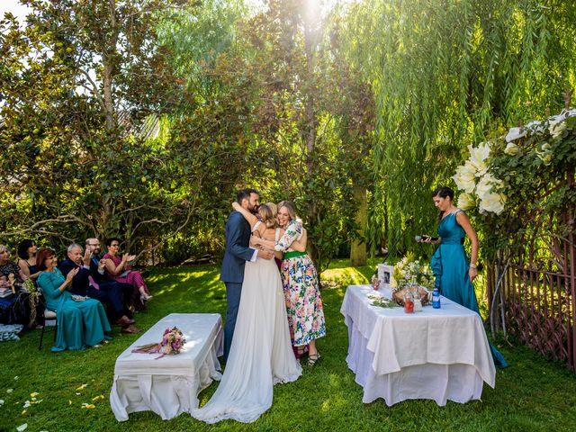 La boda de Alberto y Rocío en Aranjuez, Madrid 29