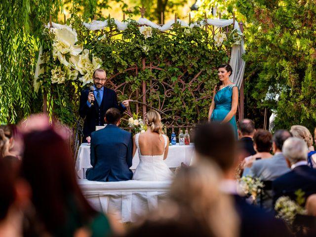 La boda de Alberto y Rocío en Aranjuez, Madrid 30
