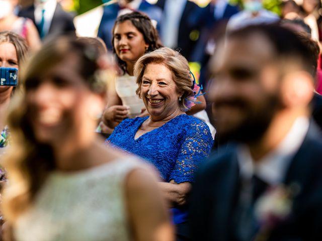 La boda de Alberto y Rocío en Aranjuez, Madrid 32