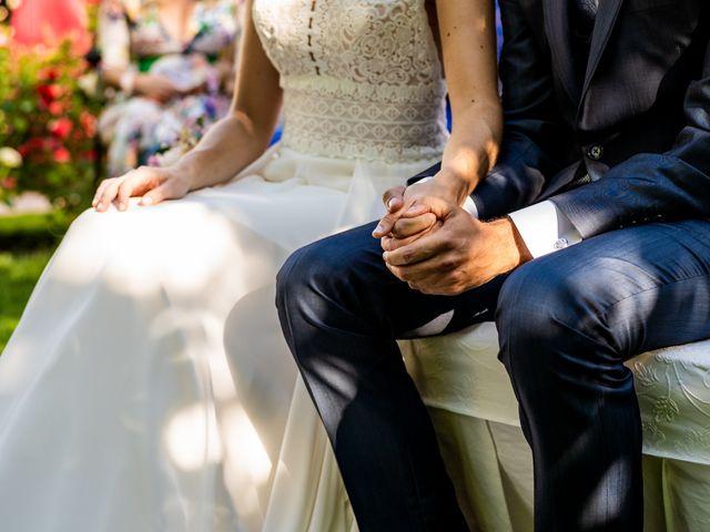 La boda de Alberto y Rocío en Aranjuez, Madrid 35