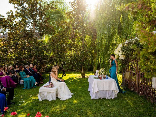 La boda de Alberto y Rocío en Aranjuez, Madrid 37