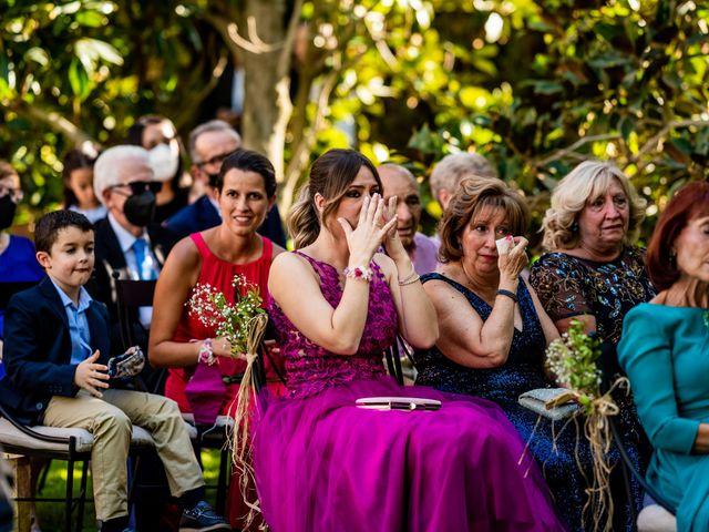 La boda de Alberto y Rocío en Aranjuez, Madrid 38