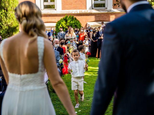 La boda de Alberto y Rocío en Aranjuez, Madrid 40