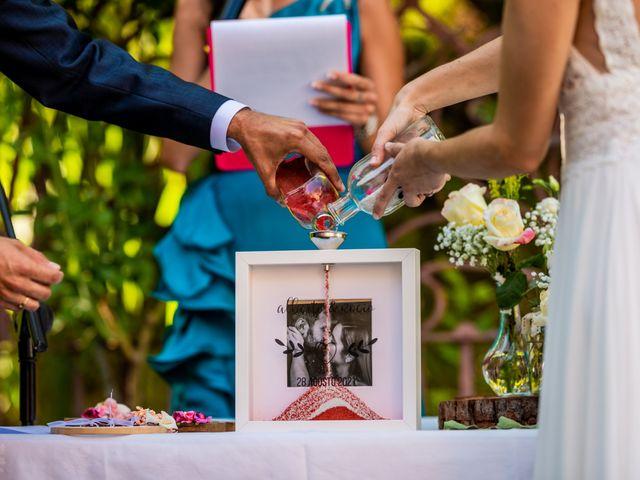 La boda de Alberto y Rocío en Aranjuez, Madrid 42