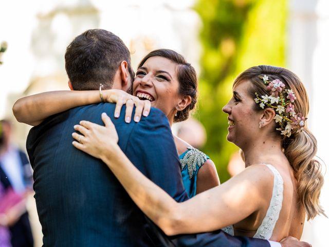 La boda de Alberto y Rocío en Aranjuez, Madrid 44