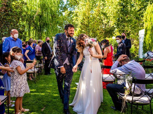 La boda de Alberto y Rocío en Aranjuez, Madrid 46