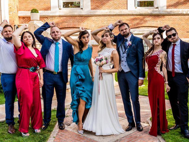 La boda de Alberto y Rocío en Aranjuez, Madrid 53