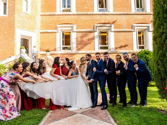 La boda de Alberto y Rocío en Aranjuez, Madrid 54