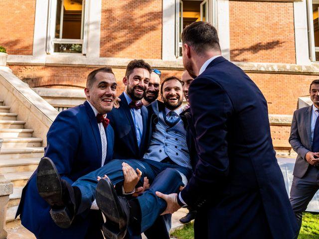 La boda de Alberto y Rocío en Aranjuez, Madrid 56