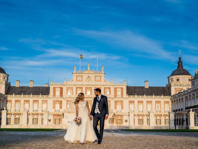 La boda de Alberto y Rocío en Aranjuez, Madrid 2