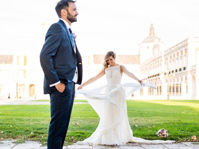 La boda de Alberto y Rocío en Aranjuez, Madrid 65