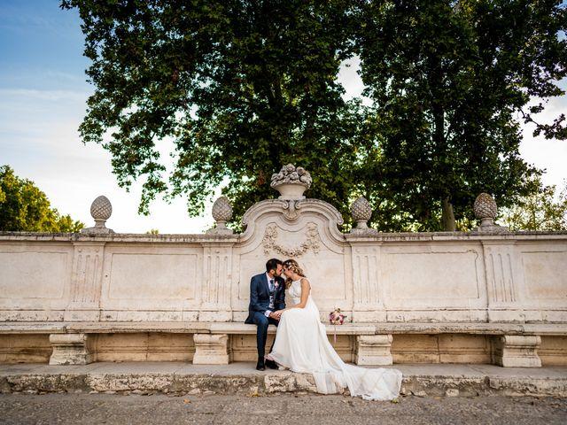 La boda de Alberto y Rocío en Aranjuez, Madrid 66