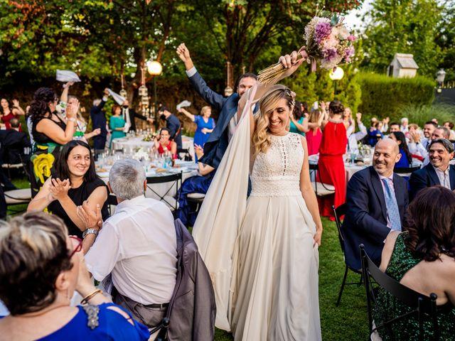 La boda de Alberto y Rocío en Aranjuez, Madrid 71