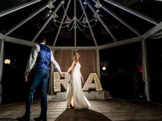 La boda de Alberto y Rocío en Aranjuez, Madrid 81