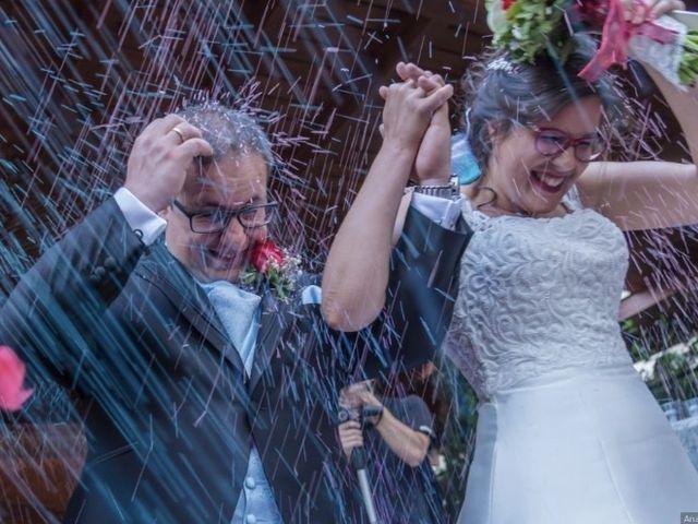 La boda de César y Elena en Alcalá De Henares, Madrid 1