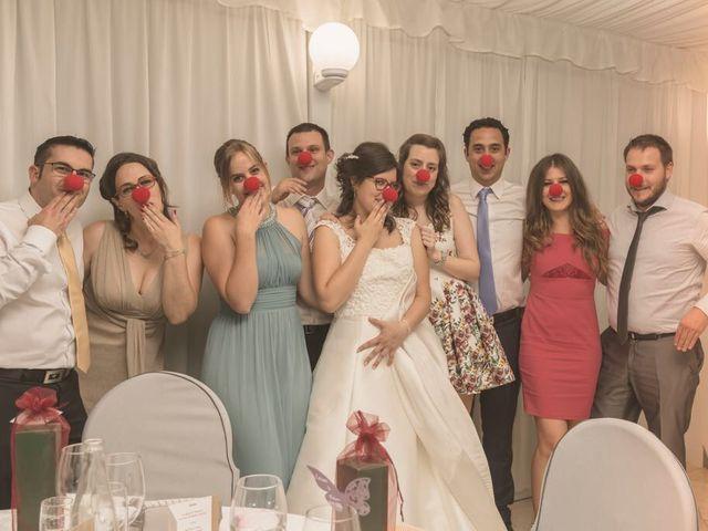 La boda de César y Elena en Alcalá De Henares, Madrid 16