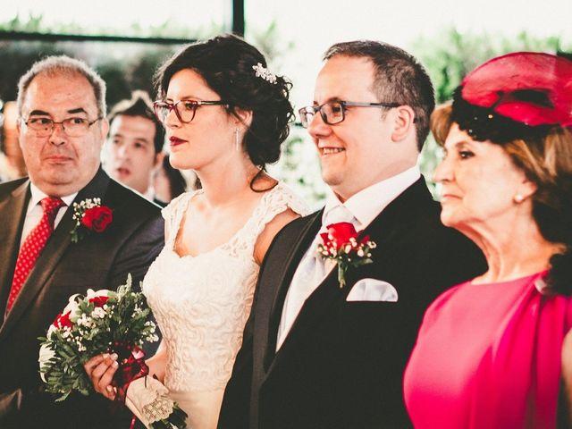 La boda de César y Elena en Alcalá De Henares, Madrid 21