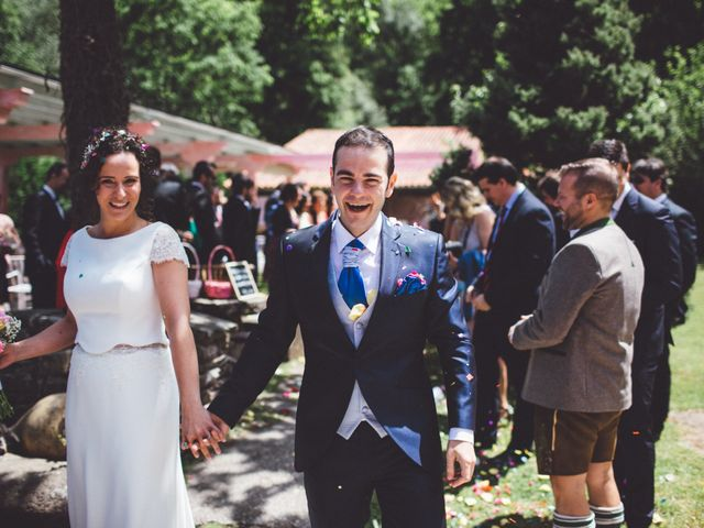 La boda de Andrea y Javier
