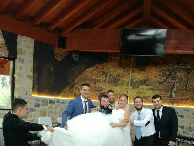 La boda de Ruben y Maialen en Urnieta, Guipúzcoa 4