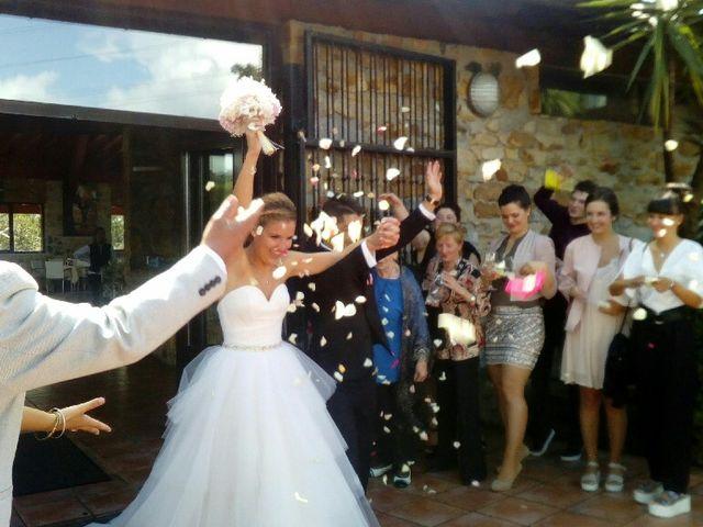 La boda de Ruben y Maialen en Urnieta, Guipúzcoa 1