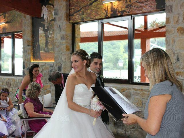 La boda de Ruben y Maialen en Urnieta, Guipúzcoa 5