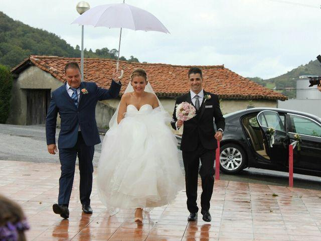 La boda de Ruben y Maialen en Urnieta, Guipúzcoa 11