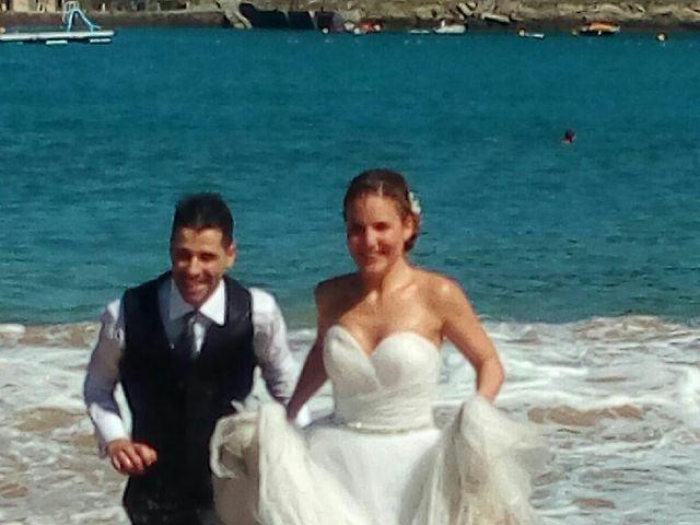 La boda de Ruben y Maialen en Urnieta, Guipúzcoa 19