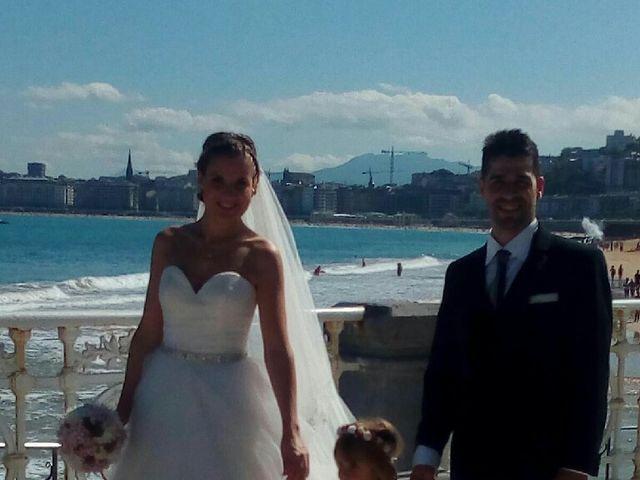 La boda de Ruben y Maialen en Urnieta, Guipúzcoa 24