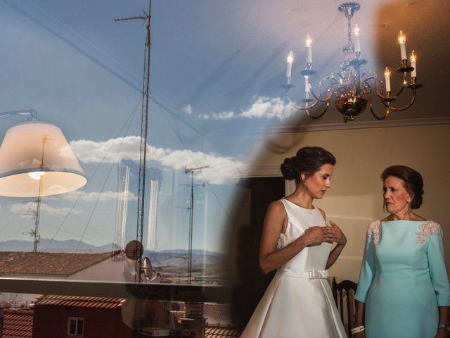 La boda de Marcos y Beatriz en Ávila, Ávila 10