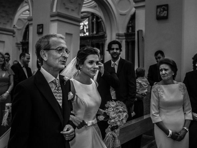 La boda de Marcos y Beatriz en Ávila, Ávila 14