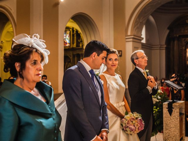 La boda de Marcos y Beatriz en Ávila, Ávila 15