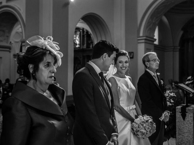 La boda de Marcos y Beatriz en Ávila, Ávila 16