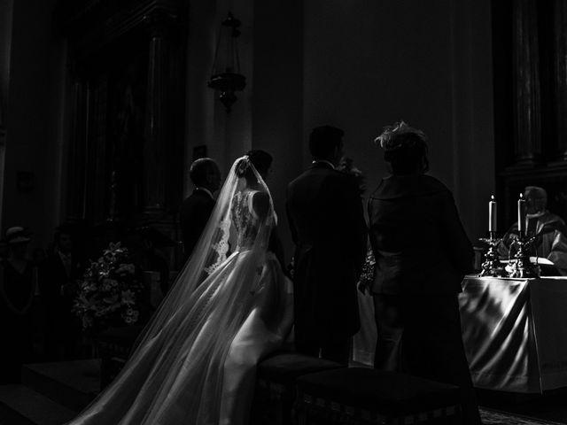 La boda de Marcos y Beatriz en Ávila, Ávila 17