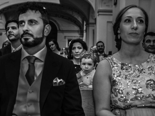 La boda de Marcos y Beatriz en Ávila, Ávila 18